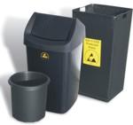 ESD waste bin
