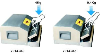 Vacuum heat sealer with external aspiration