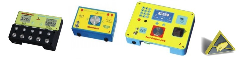 ESD Testers for personnel grounding